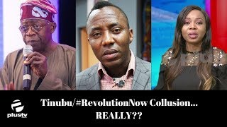 """#RevolutionNow: """"Tinubu is Involved!"""" - Northern Group Alleges"""