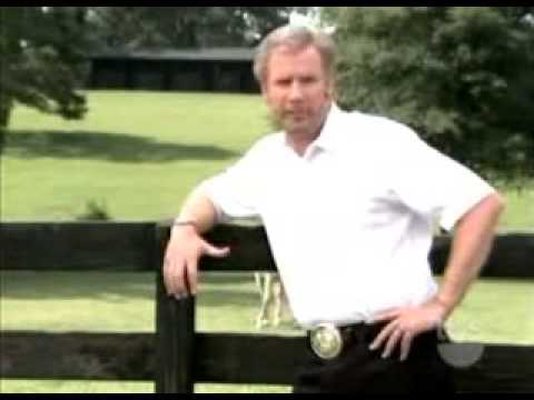 George Bush on Global Warming - Spoof by Will Ferrell