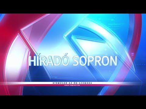 Híradó - 2019.08.01. - Csütörtök - SopronTV