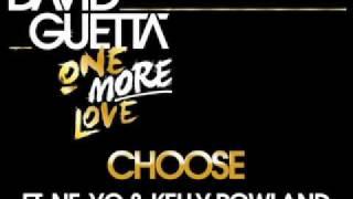 Watch David Guetta Choose video