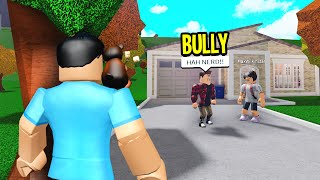 I Found A BULLY.. You Won't Believe Why He's So MEAN! (Roblox)