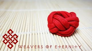 How to Make a Paracord Woggle Tutorial (Turk