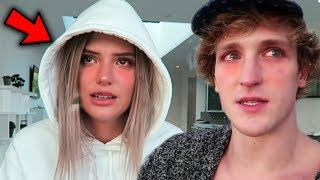 10 Youtubers WHO CRIED ON VIDEO! (Logan Paul, Martinez Twins, Alissa Violet & More)