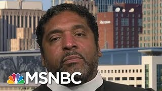 Reverend William Barber On Values Voter Summit: 'Greed And Not Grace'   AM Joy   MSNBC