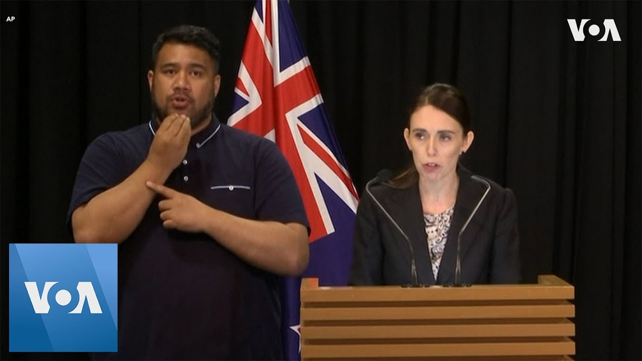 New Zealand Prime Minister Ardern Announces Ban on Assault Weapons Following Christchurch Attack