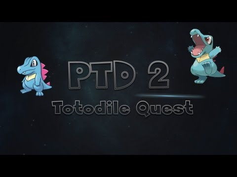 PTD 2 - v1.16 - Story Mode - How To Do The Totodile Quest