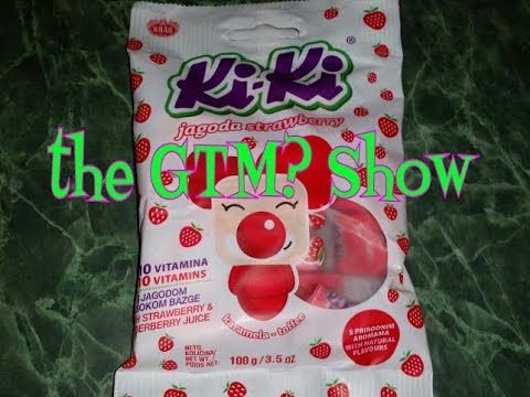 The GTM? Show - KiKi Strawberry Fruit Chews