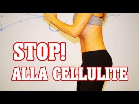 Esercizi contro la cellulite   Michi Workout #9