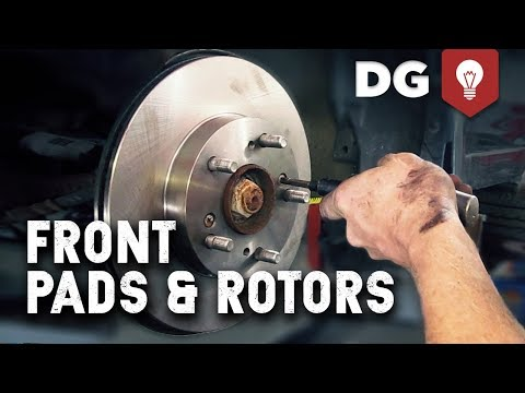 What Should A Brake Pad & Rotor Replacement Cost?