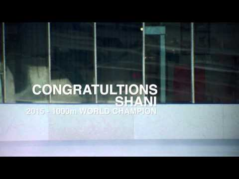 Shani Davis' Search for Speed on Ice | ISOS021