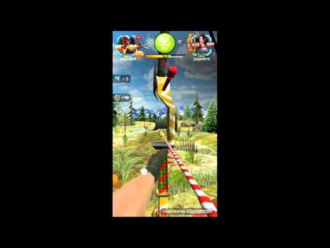 Archery Master 3D hacked with luckypatcher NO ROOT! Check description for info
