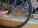 Willgo Wheelchair Parking Brake Rear Wheel Adjust