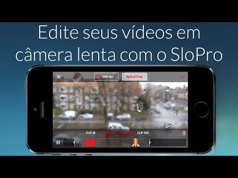 Edite seus vídeos em câmera lenta com o SloPro - App Review - iDN