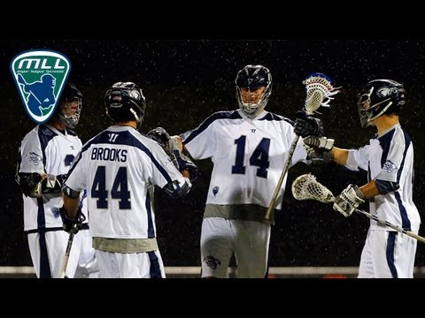 Week 6 MLL Highlights: Chesapeake Bayhawks at New York Lizards