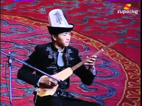 Kyrgyz Komuz ft. Kazakh Dombra(Turkic Battle)