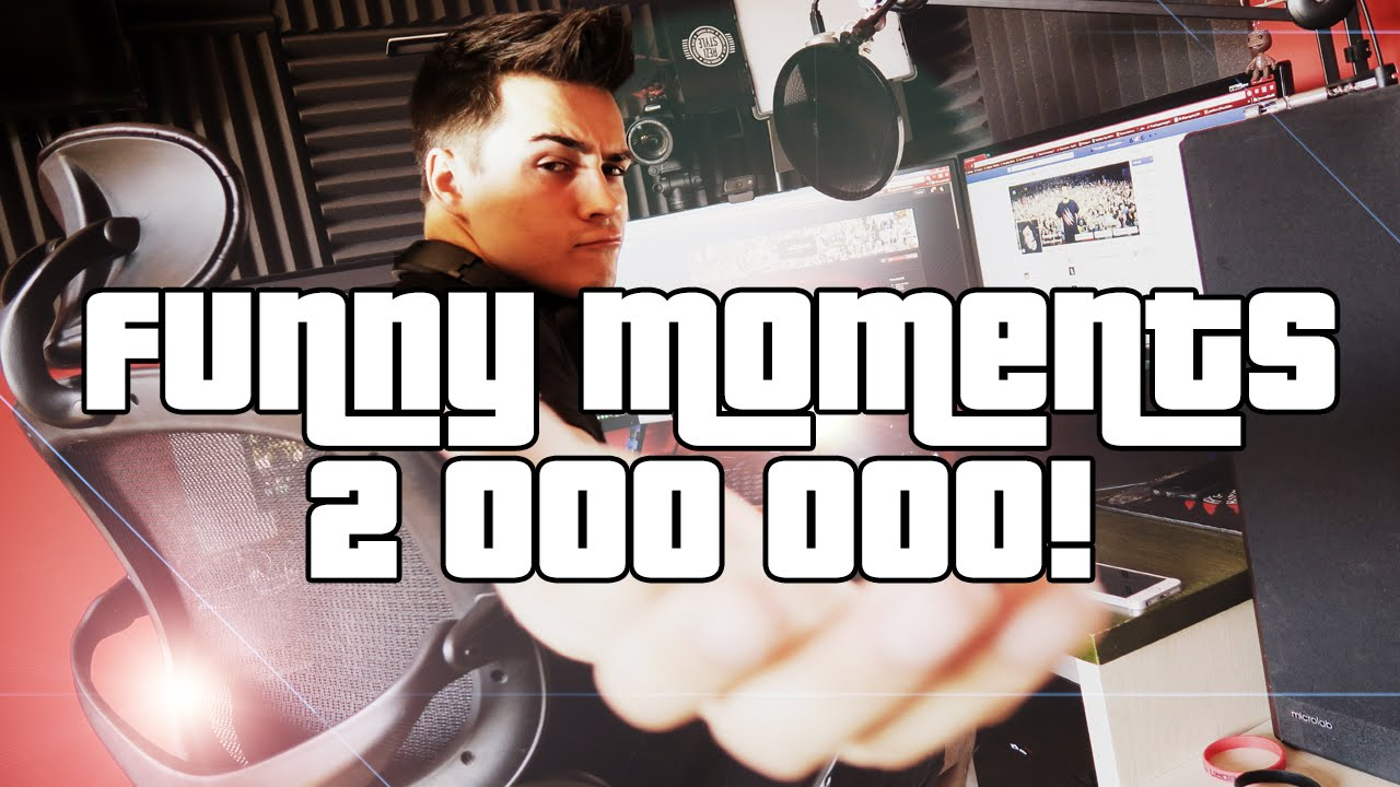 2 000 000! - FUNNY MOMENTS! #24
