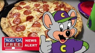 Chuck E Cheese's Denies Recycling Pizza - LIVE COVERAGE
