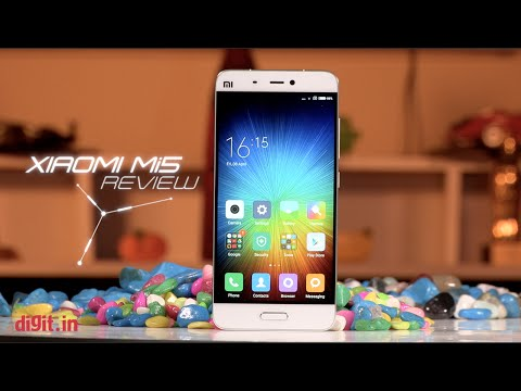 Xiaomi Mi5 32 GB Review Video | Digit.in