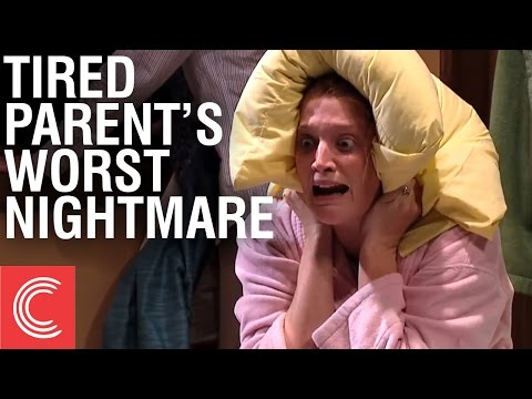 A Tired Parent's Worst Nightmare  Studio C