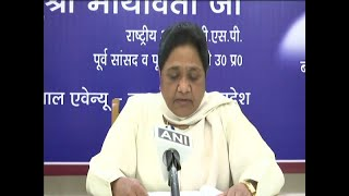 Never expected opposition's performance to be so bad: Mayawati