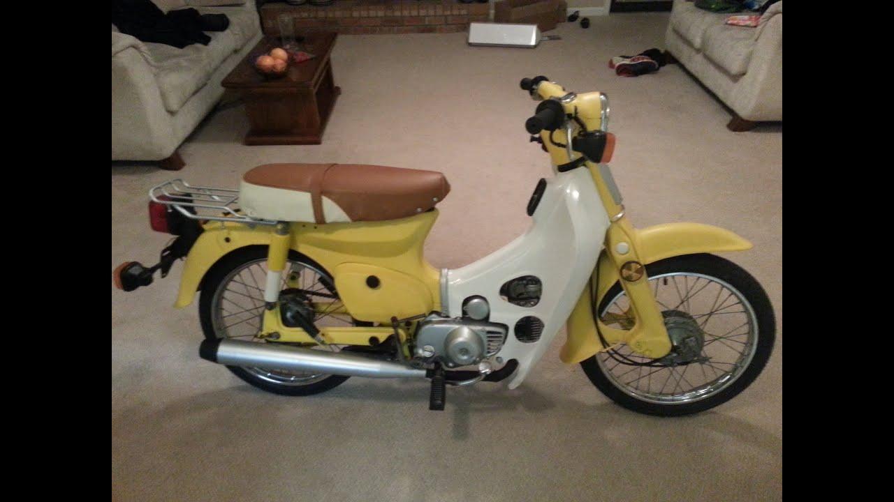 Honda Moped Cc For Sale