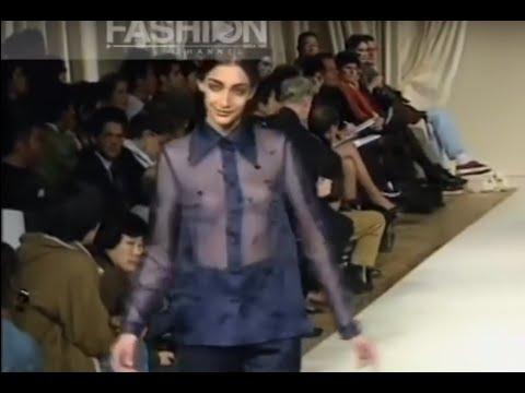 MAURIZIO GALANTE AW 1992 1993 Milan 1 of 3 Pret a Porter Woman by Fashion Channel