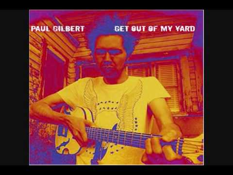 Paul Gilbert - Rusty Old Boat