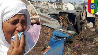 Ethiopia garbage dump landslide: At least 46 killed when rubbish mountain collapses - TomoNews