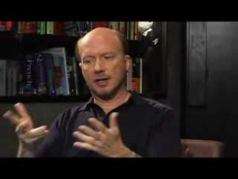 Screenwriter PAUL HAGGIS: Tricks of the Trade