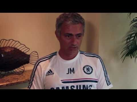 Jose Mourinho - Best Interview Ever!
