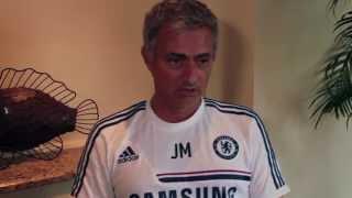 Jose Mourinho - Best Interview Ever!