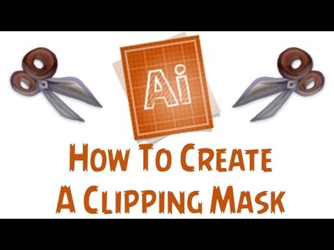 ... 26kB, Illustrator Cs5 Tutorial How To Make A Clipping Mask | Caroldoey