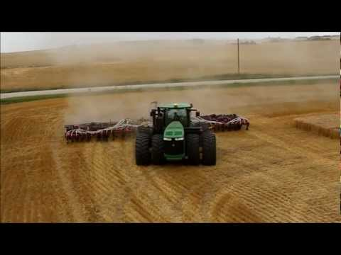 Harvest 2012- John Deere Combines GoPro High Definition
