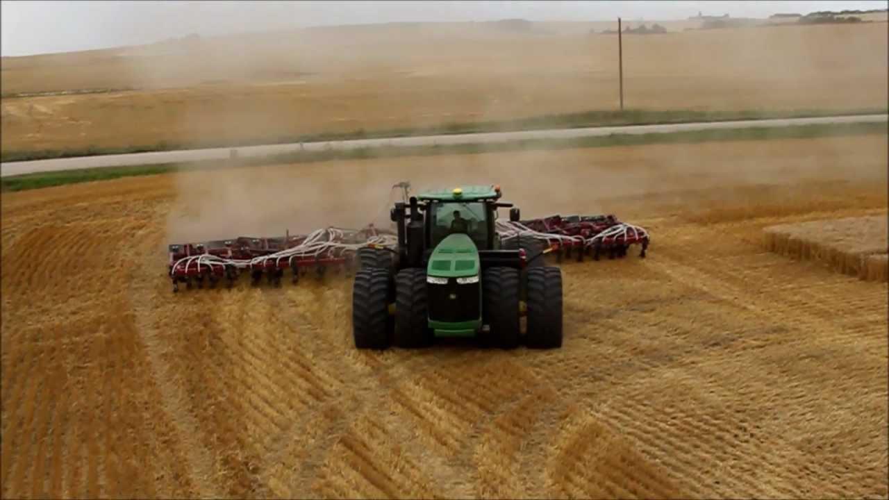 John Deere Combines 2012 Harvest 2012 John Deere