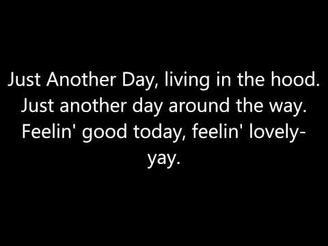 Queen Latifah - Just Another Day (Lyrics)