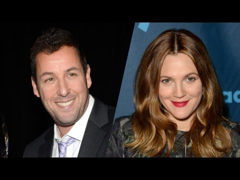 Adam Sandler & Drew Barrymore Team Up For THE FAMILYMOON - AMC Movie News