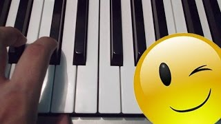 La Cancion Mas Facil en Piano