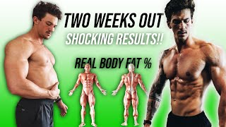 My HONEST BODY FAT PERCENTAGE ON COMPETITION PREP  *BODYBUILDER SCIENCE* | SHRED SERIES EP. 6