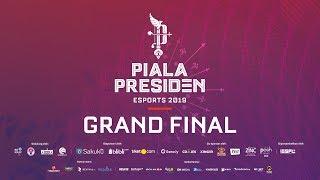 FINAL - PIALA PRESIDEN ESPORTS 2019 - PANGGUNG ARENA