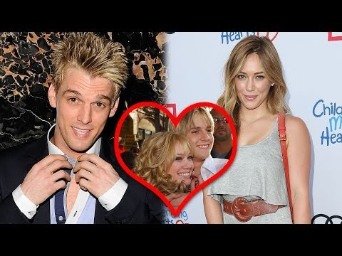 Aaron Carter Wants Hilary Duff BACK!