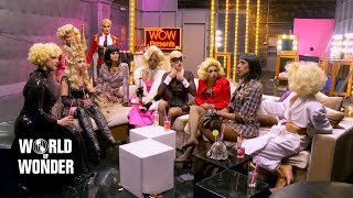 "UNTUCKED: RuPaul's Drag Race Season 9 Episode 6 ""Snatch Game"""