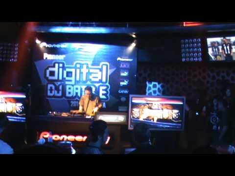 Malaysia Pioneer Digital Champion  Final 2014  DJ Kyori