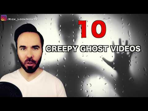 Ghost Caught On Tape? 10 Creepy Ghosts Caught On Camera!