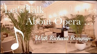 Let 39 S Talk About Opera Richard Bonynge