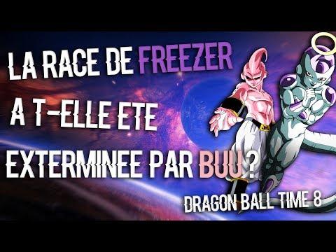 ㊙ La race de Freezer a t-elle été exterminé par Buu ? - Dragon Ball Time #8
