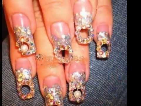Самый ужасный дизайн на ногтях