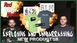 Gremlins Commentary Track and Explosive and Embarrassing New Products!