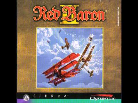 Red Baron II Theme Music - Main Menu 1