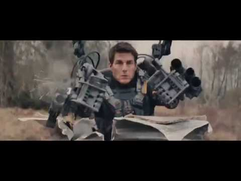 Edge of Tomorrow - Exo Suit Featurette - Official Warner Bros. UK