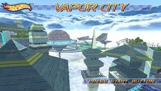 Hot Wheels World Race - Vapor City